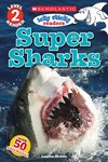 Icky Sticky Readers: Super Sharks