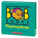 Bob Books: Rhyming Words Box Set