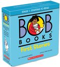Bob Books: First Stories Box Set