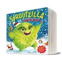 Sproutzilla vs. Christmas Board Book