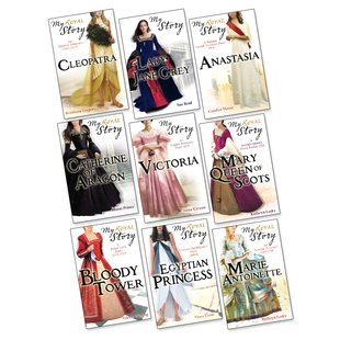 My Royal Story Pack x 9
