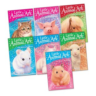Little Animal Ark Pack x 7