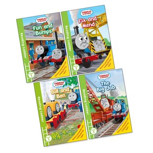 Reading Ladder Level 1: Thomas and Friends Pack x 4