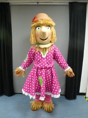 Betty O'Barley Costume
