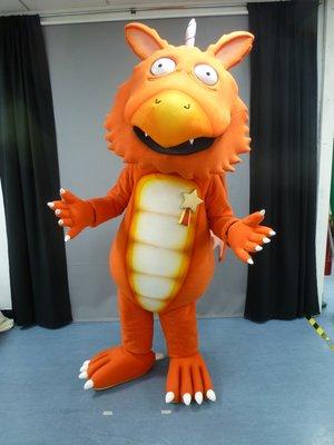 Zog Costume