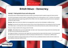 British values – Democracy (4 pages)