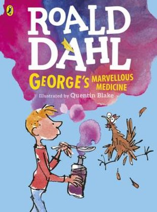 George's Marvellous Medicine (Colour Edition)