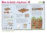 Build a bug hotel (1 page)