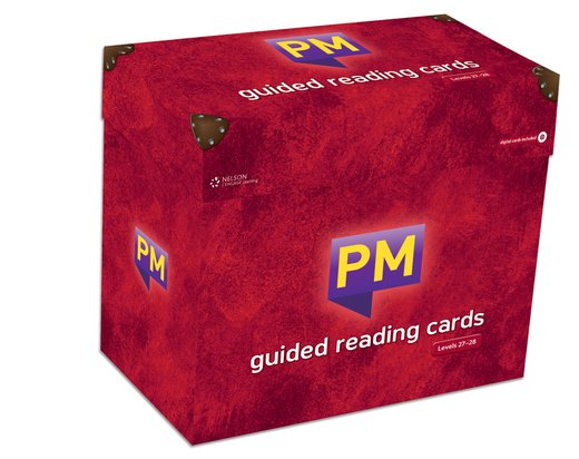Guided Reading Cards Box Set Levels 27-28