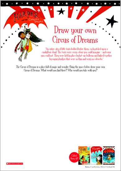 Draw Your Own Circus of Dreams