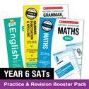 National Curriculum SATs Tests: Year 6 Practice and Revision Booster Pack x 5