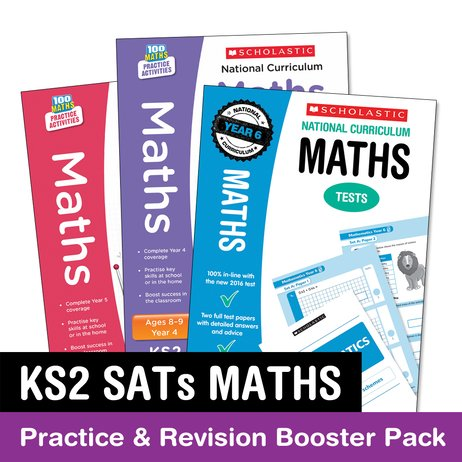 National Curriculum SATs Tests: KS2 Maths Practice and Revision ...