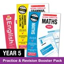 National Curriculum SATs Tests: Year 5 Practice and Revision Booster Pack x 5