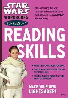 Star Wars Workbooks: Reading Skills (Ages 6-7)