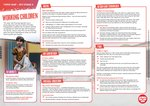 Sport Relief –KS2 topic map (1 page)