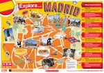 Spanish Poster: Explore Madrid!