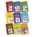 Rewards Value Pack: Diary of a Wimpy Kid x 9