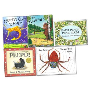 Board Book Pack x 5