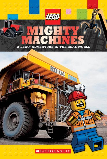 LEGO® Non Fiction: Mighty Machines