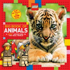 LEGO NONFICTION: Big Book of Animals