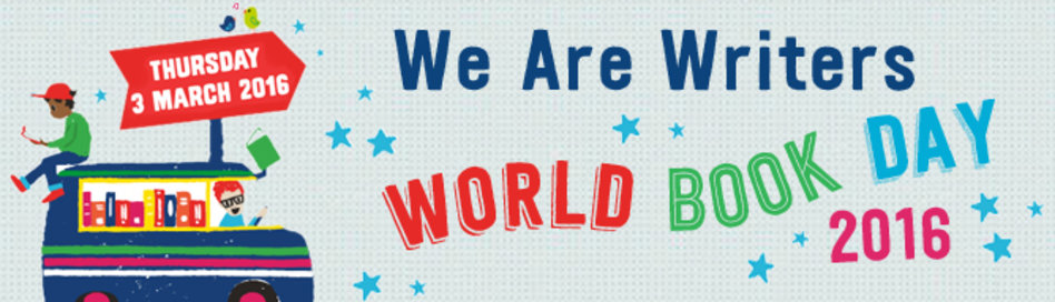 World Book Day - We Are Writers