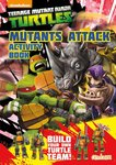 Teenage Mutant Ninja Turtles: Mutants Attack Activity Book