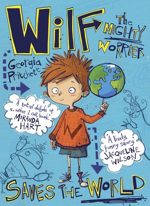 Wilf the Mighty Worrier Saves the World x 6