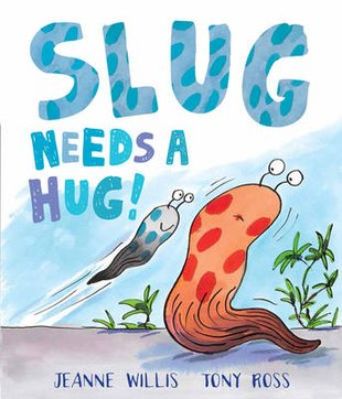 Slug Needs a Hug x 30