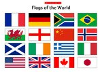Flags of the world (1 page)
