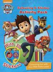 Paw Patrol: Colouring and Sticker Activity Pack