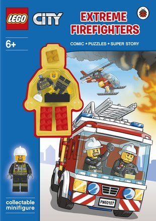 LEGO® CITY™: Extreme Firefighters Activity Book