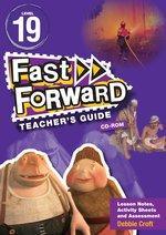 Fast Forward Purple: Teacher's Guide CD-ROM Level 19
