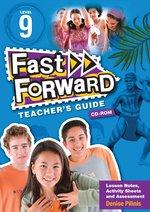 Fast Forward Blue: Teacher's Guide CD-ROM Level 9