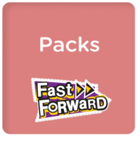 Fast Forward: Instructional Texts and Teacher's Guide CD-ROMs Easy-Buy Pack (164 books + 20 CD-ROMs)