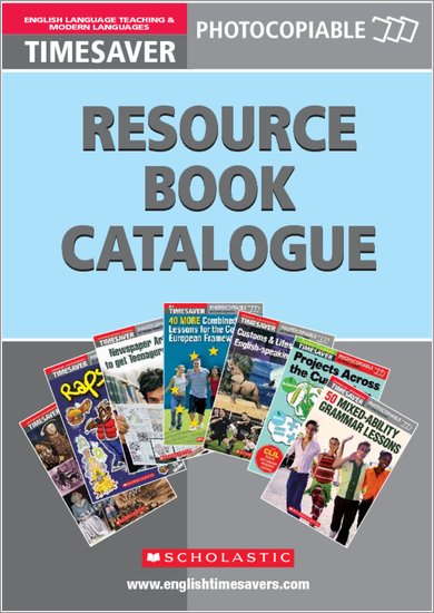 Resource Book Catalogue - Sample Page