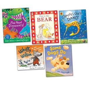 Rhyme Time Picture Book Pack x 5