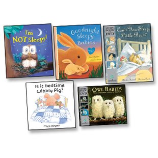 Calm at Bedtime Picture Book Pack