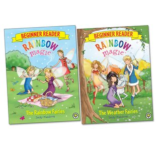 Rainbow Magic Beginner Readers Pair