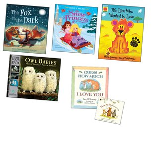Winter Warmers Picture Book Pack x 5