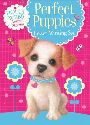 Holly Webb Animal Stories: Perfect Puppies Letter Writing Set