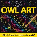 Scratch Art: Owl Art
