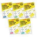National Curriculum Grammar, Punctuation and Spelling SATs Tests Years 2-6 Pack (5 books)