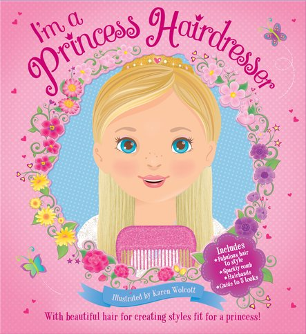 I'm a Princess Hairdresser