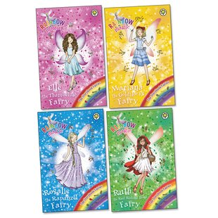 Rainbow Magic: The Storybook Fairies Pack x 4