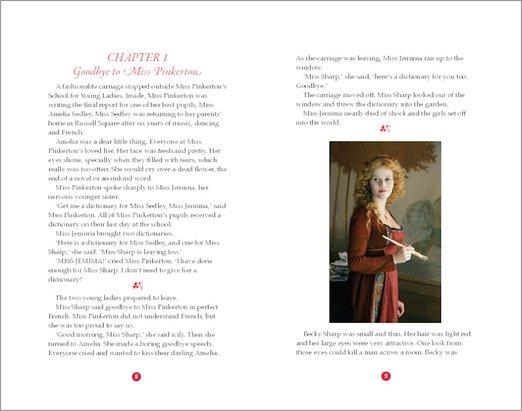 Vanity Fair - Sample Page