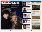 Sherlock: The Hounds of Baskerville - Sample Page (1 page)
