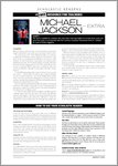 Michael Jackson - Sample Page (4 pages)