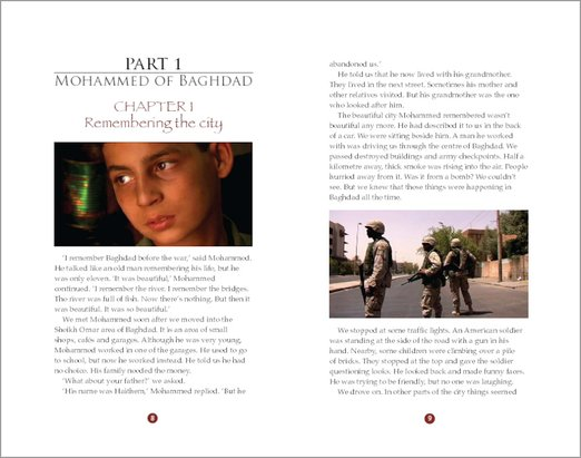 Iraq in Fragments - Sample Page