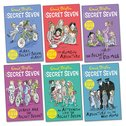 The Secret Seven Colour Reads Pack x 6