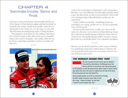 Senna - Sample Page